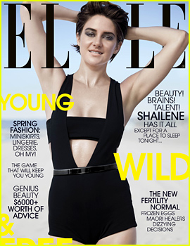 Shailene Woodley Describes Exactly What Love Feels Like to Her