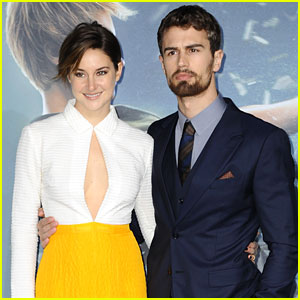 Shailene Woodley & Theo James Bring 'Insurgent' To Berlin