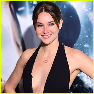 Shailene Woodley to be...