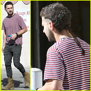 Shia LaBeouf Gets Offered $10,000 to Chop Off Rattail