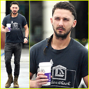 Shia LaBeouf Steps Out Amid Engagement Rumors