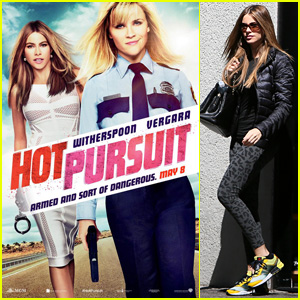 Sofia Vergara & Reese Witherspoon's Upcoming Film 'Hot Pursuit' Gets New Poster!