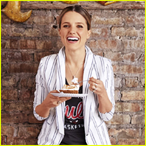 Sophia Bush Knows How to Make a Mean Brunch