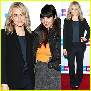 Taylor Schilling & Jackie Cruz Form Strong Bond Outside of 'Orange is the New Black'