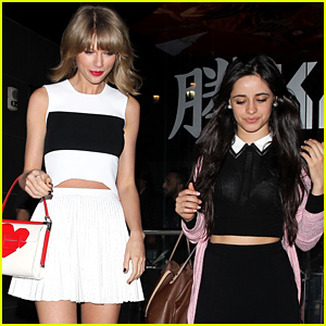 Taylor Swift & Fifth Harmony's Camila Cabello Loose All Their Chill in the Car - Watch Now!