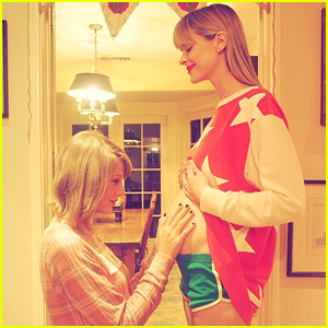 Jaime King Gushes Over Taylor Swift as Her Baby's Future Godmother!