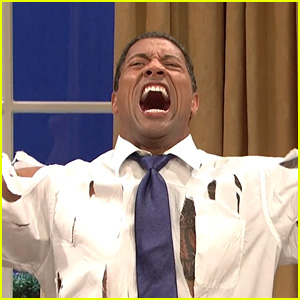 Dwyane 'The Rock' Johnson Becomes 'The Rock Obama' on 'Saturday Night Live' - Watch All the Skits Here!
