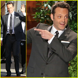 Vince Vaughn Plays Foreigner or Not on 'Jimmy Kimmel Live' - Watch Here!
