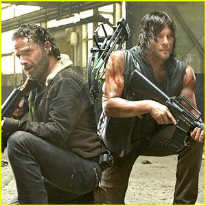 'Walking Dead' Season 5 Finale Reaches Ratings Record!