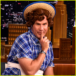 Will Ferrell Transforms Into Little Debbie for 'Tonight Show' Fun