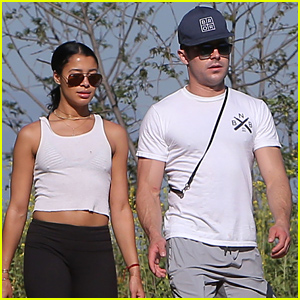 Zac Efron & Sami Miro Still Going Strong, Spend Sunday Together!
