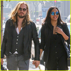 Zoe Saldana Shares Hardest Part of Raising Twin Boys