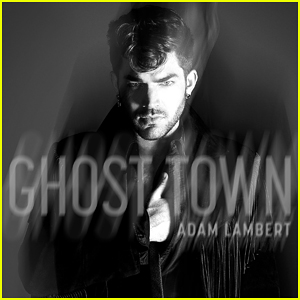 Adam Lambert Debuts New Single, 'Ghost Town' - Watch Lyric Video Here!