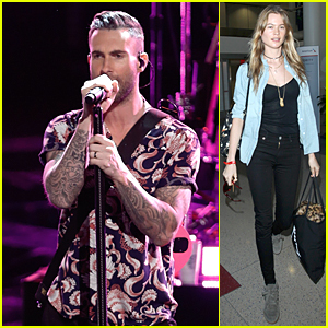 Adam Levine & Maroon 5 Perform 'Sugar' on 'The Voice' - Watch Now!