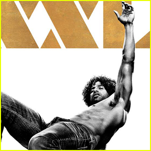 Adam Rodriguez Is Hot & Shirtless in 'Magic Mike XXL' Character Poster!