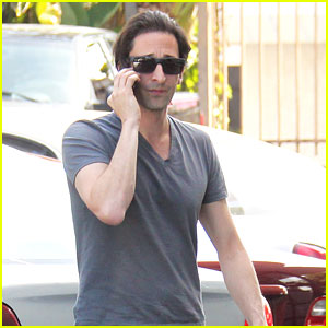 Adrien Brody Isn't Sure What's Next For Him as an Actor