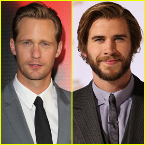 Are Alexander Skarsgard & Liam Hemsworth Up for the Male Lead in 'Wonder Woman'?