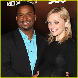 Alfonso Ribeiro & Wife Welcome Baby Boy Anders Reyn!