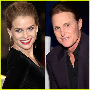 Star Trek's Alice Eve Sparks Huge Controversy, Calls Bruce Jenner's Transition 'Playing at Being a Woman'