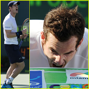 Andy Murray Celebrates 500 Career Wins at Miami Open