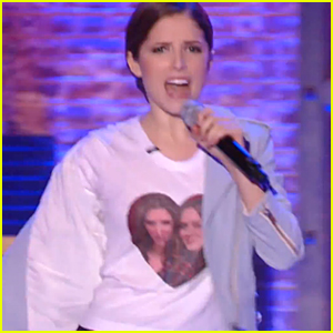 Anna Kendrick Has Her Heart Set on Emily Blunt in 'Lip Sync Battle' Teaser - Watch Now!