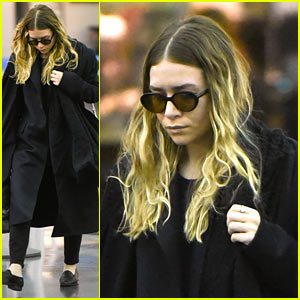 Ashley Olsen Steps Out After 'Full House' Revival News