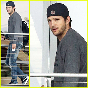 Ashton Kutcher's Complaint Over Diaper Changing Tables Could Lead to NY Bill