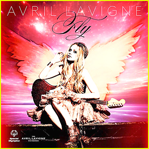 Avril Lavigne's Next Single 'Fly' Gets April 16 Release - See Official Artwork Here!