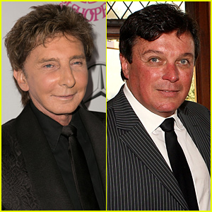 Barry Manilow Married His Manager Garry Kief! | Barry Manilow, Garry ...