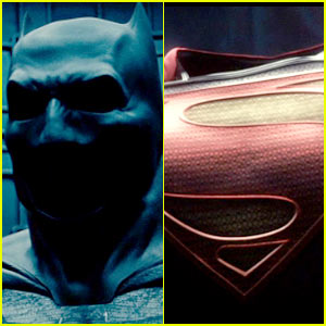 'Batman v Superman' Trailer Teaser Video is Here - Watch Now!