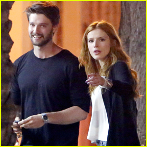 Patrick Schwarzenegger Hangs With Bella Thorne; She Writes Funny 'Just Friends' Disclaimer