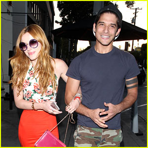 Bella Thorne Shoots Down Tyler Posey Dating Rumors