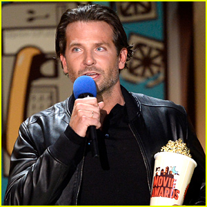 Bradley Cooper WINS Best Male Performance at MTV Movie Awards 2015