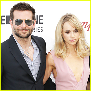 Bradley Cooper & Suki Waterhouse Spend Time at Coachella Together After Split