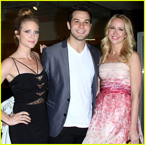 Brittany Snow Gets the 'Perfect' Support at Her Movie Premiere