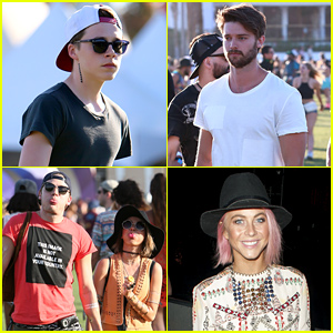 Brooklyn Beckham Wraps Up Coachella's First Weekend with a Neck Tattoo
