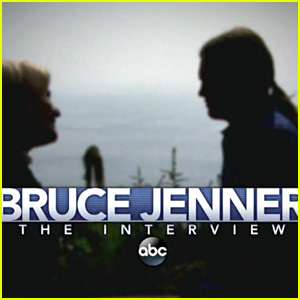 Watch the First Look at Bruce Jenner's Diane Sawyer Interview