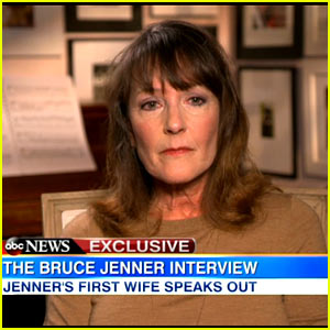 Bruce Jenner's First Wife Opens Up About His Transition
