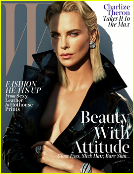 Charlize Theron Admits She Used to Judge Women As They Aged