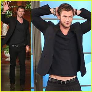 Chris Hemsworth Reflects on Horrible Airplane Trip With Twin Babies!