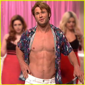 Chris Hemsworth Will Go Shirtless for 'Vacation' Movie Cameo!