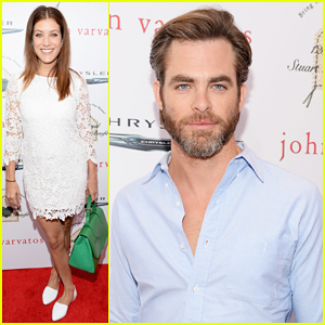 Chris Pine, Kate Walsh, & More Make It A Star-Studded Event at John Varvatos Stuart House Benefit 2015!
