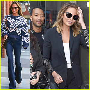 Chrissy Teigen & John Legend's Dogs Get Married - See Cute Wedding Video!