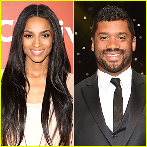 Ciara & Seattle Seahawks Quarterback Russell Wilson: New Couple Alert?