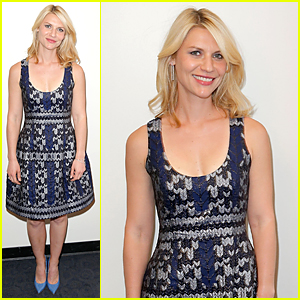 Claire Danes Becomes Bossy Dancer When She's Drunk