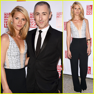 Claire Danes Gets Honored at PS122's Spring Gala 2015!