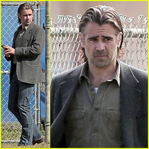 Colin Farrell Did Not Have Fun Gaining Weight For 'True Detective'