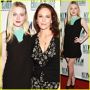 Dakota Fanning & Diane Lane Share 'Every Secret Thing' in New York City