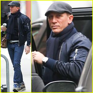 Daniel Craig Had Arthroscopic Surgery to Repair 'Spectre' Knee Injury