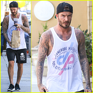 David Beckham's Neighbor Is Not Happy About His Air Conditioning Plans